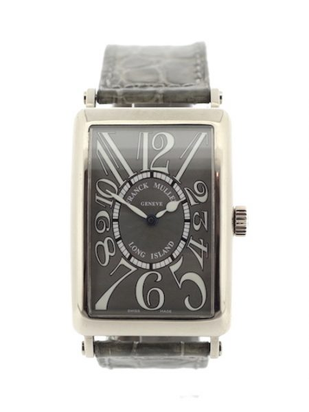Franck Muller Long Island white gold</BR> 30.5 x 43mm
