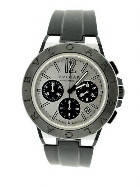 Bulgari Diagono Magnesium chrono</br>42.5mm