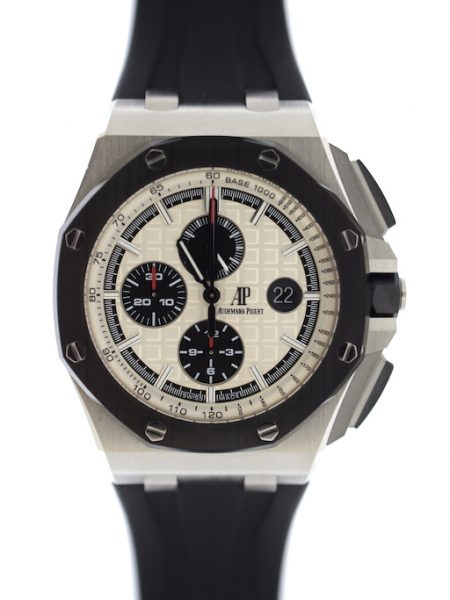 Audemars Piguet Offshore ceramic steel </BR>44mm