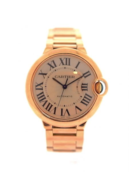 Cartier Ballon Bleu Pink Gold</br>36mm