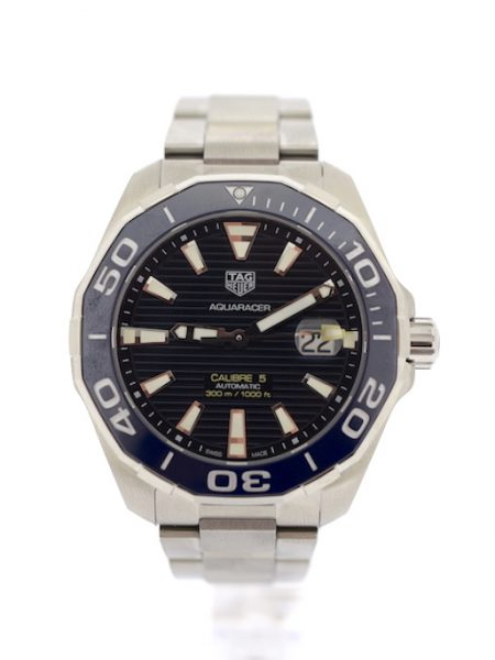 Tag Heuer Aquaracer Calibre 5</br>41mm