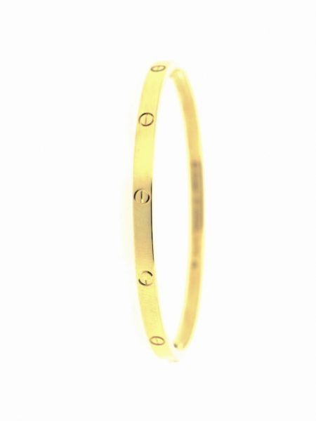 Cartier love bracelet PM</br>size 17