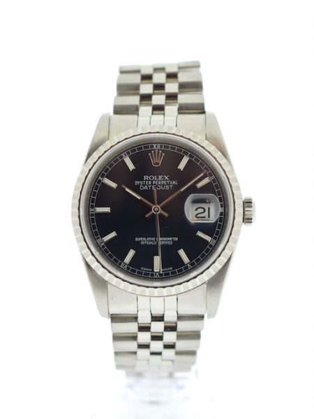 Rolex Datejust blue dial</br>36mm