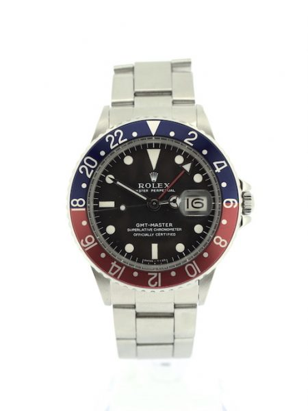 Rolex GMT Pepsi Long E - Overhaul by Rolex</br>40mm