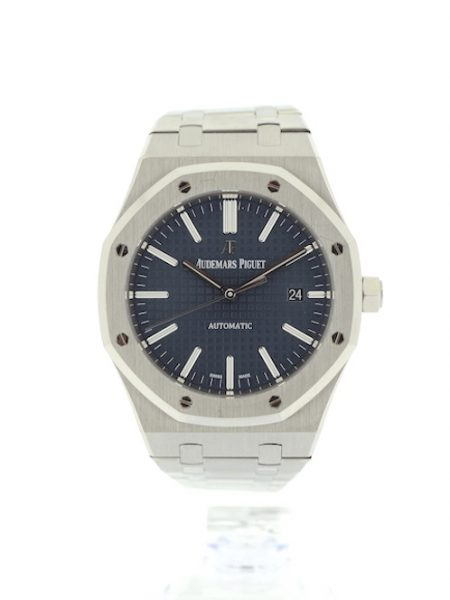 Audemars Piguet Royal Oak blue dial</br>41mm