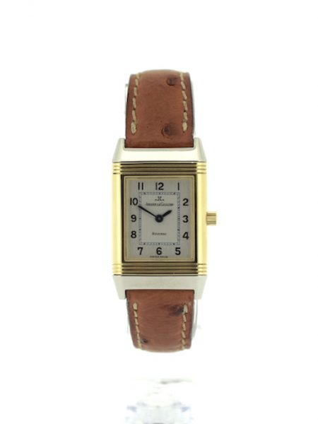 Jaeger Lecoultre Reverso Lady Gold & Steel</br>20x29mm