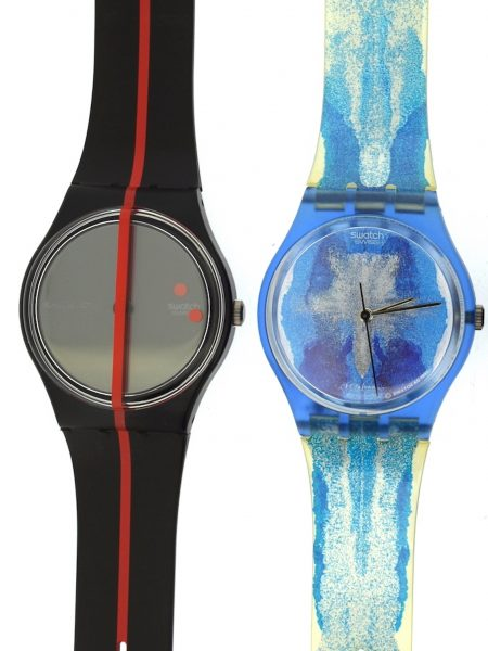 Swatch Switzerland's 700th birthday special edition</br>set of 3 watches