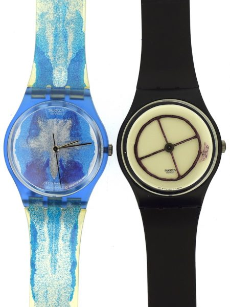 Swatch Switzerland's 700th birthday special edition</br>set of 4 watches