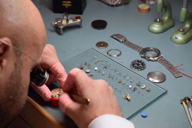 swiss certified watchmaker