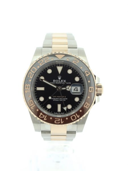 Rolex GMT-Master II Rootbeer</br>40mm