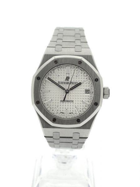 Audemars Piguet Royal Oak Cadran Blanc</br>37mm