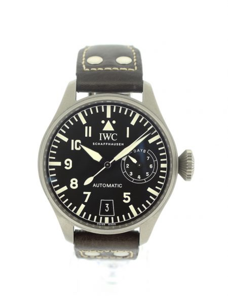 IWC Big Pilot's Tribute to 5002 /Safari ltd edition #1</br>46.2mm