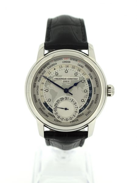 Frederique Constant Manufacture Worldtimer</br>42mm